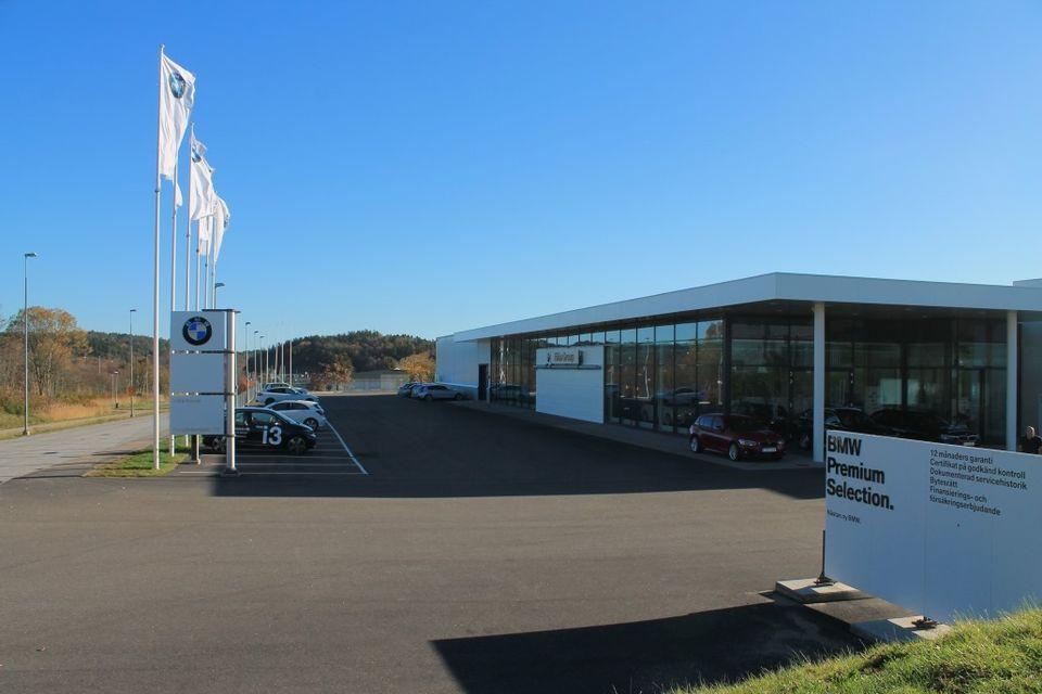 BMW Bilia Uddevalla